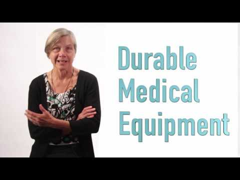 Ann Marie Gortmaker - Durable Medical Equipment Recycling Program