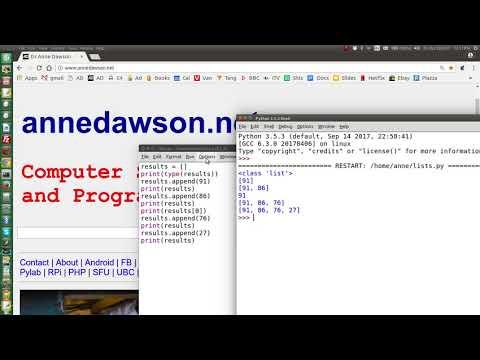 python3 list methods