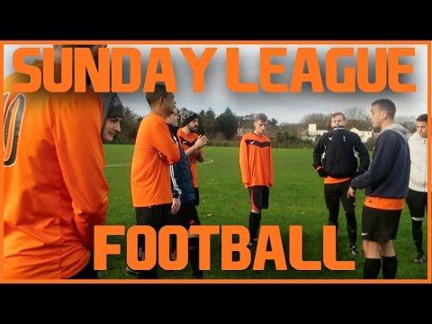 Sunday League Football - The Greatest Team Talk Ever!