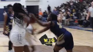 WJG SPORTS HIGHLIGHT FILMS Goldsboro 40 Eastern Wayne 35