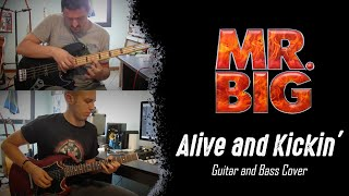 Mr. Big Alive and Kickin
