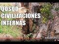EL TEMPLO DE LA LUNA Y EL TEMPLO DE LOS MONOS EN CUSCO / FORTALEZAS DE CIVILIZACIONES INTERNAS