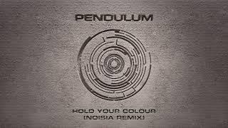 Pendulum - Hold Your Colour (Noisia remix)
