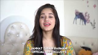 My Favourite Everyday Hairstyles | Jannat Zubair Rahmani