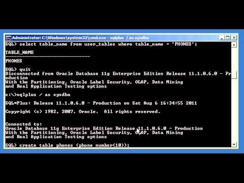 Oracle DBA Justin - How to revoke a system privilege from a user in an Oracle database