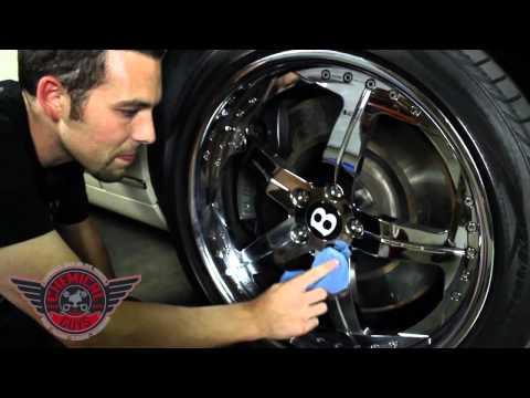 Vintage Metal Wax - Chemical Guys Car Care Detailing Metalwork Protection Chrome Aluminum