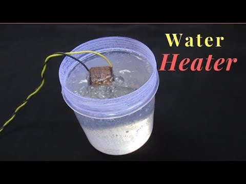 Water Heater - How to make water heater at home easy way