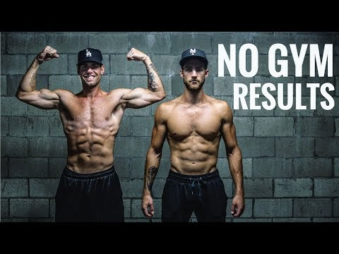 No Gym Workout Results