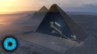 Geheime Kammer der Cheopspyramide - Neue Erkenntnisse - Clixoom Science & Fiction