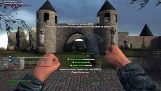 Gmod Zombie Survival Castle Defense