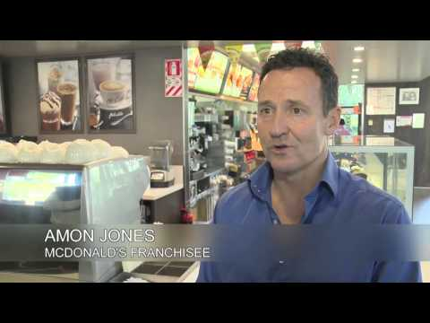 Franchising Opportunities with McDonald's (JTJS92014)
