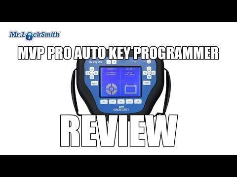 MVP PRO Auto Key Programmer Review | Mr. Locksmith Video