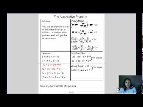 Mrs Kingsberry- Number Properties