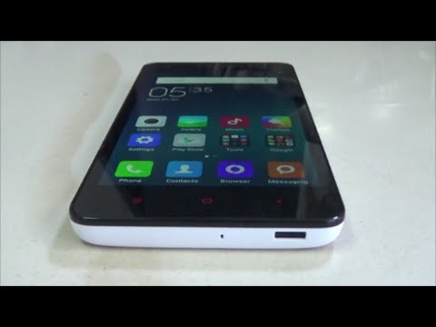 Xiaomi Redmi 2 Prime Full Unboxing and Review
