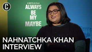 Nahnatchka Khan Interview Always Be My Maybe