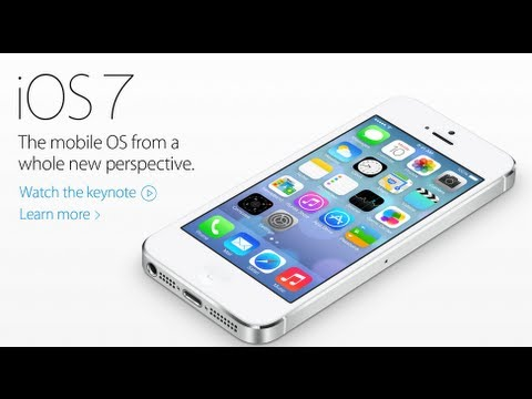 APPLE RELEASES: iOS 7, New Mac Pro, NEW Macbook Air, iTunes Radio, And Many More!!!