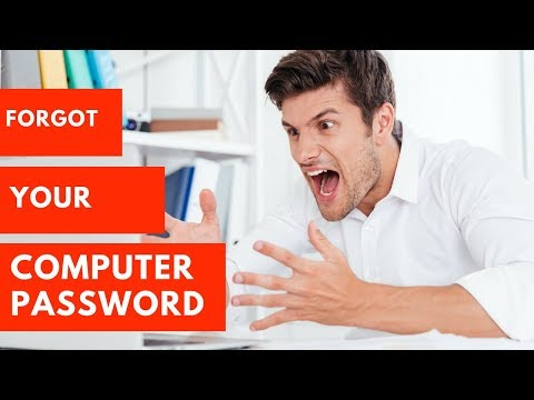 Password Recovery Solutions for Lost window s computer