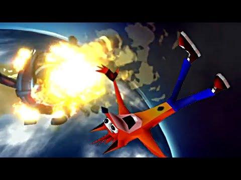 Crash Bandicoot - Woahing Stars
