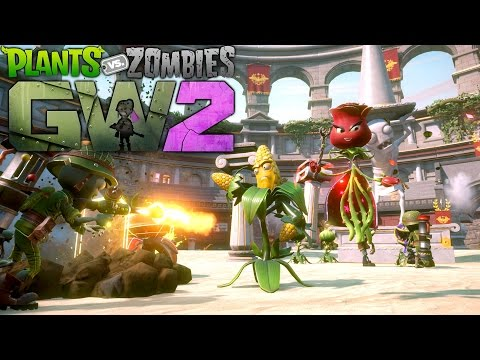 Plants Vs. Zombies Garden Warfare 2 - Not on Xbox 360 or PS3