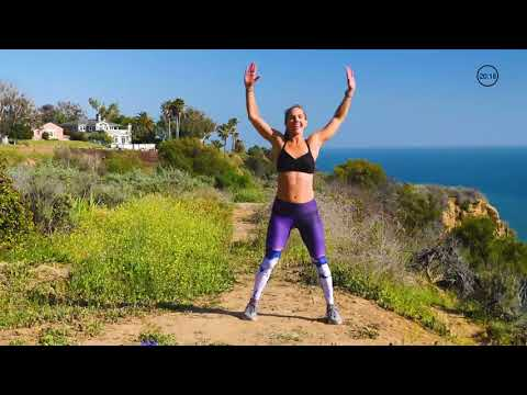 Full Body Workout with Weights - Dumbbell Exercises Plus Cardio Intervals