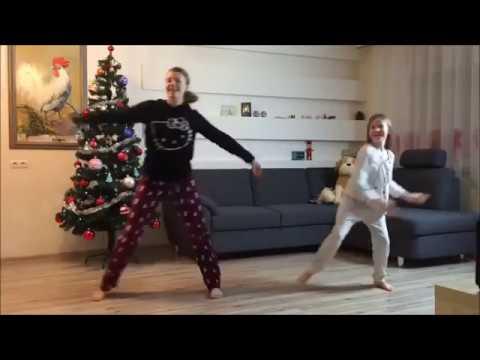 CHRISTMAS DANCE ROUTINE ☃️ Mariah Carey