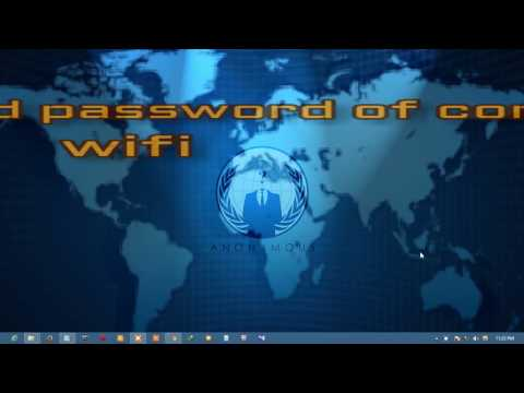 Find wifi password in windows in 1 minute : Hack Tech