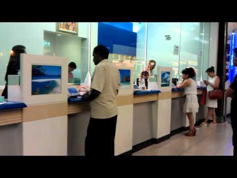 Thai vat refund counter all close