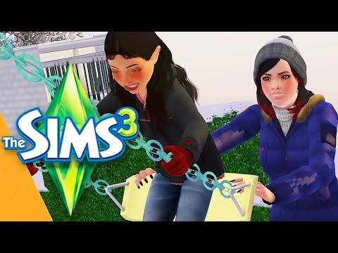 THE SIMS 3: RUNAWAY TEEN CHALLENGE | PART 22 - Mother Daughter Time!