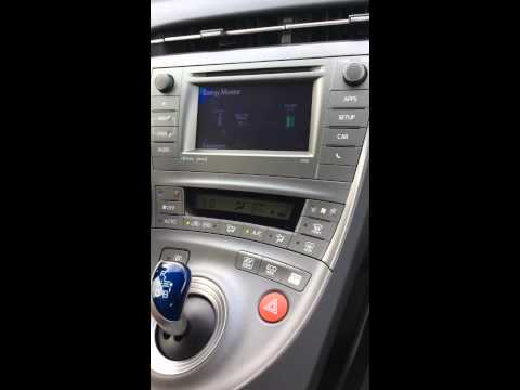 Drive Modes for a Toyota Prius