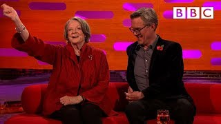 Dame Maggie Smith talks about being recognised in public - The Graham Norton Show: Episode 6