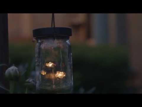 Firefly Jar Solar Lantern