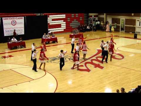Honey Bun -- Idaho Ballroom Academy (Rexburg) @ 2014 Gem State Classic