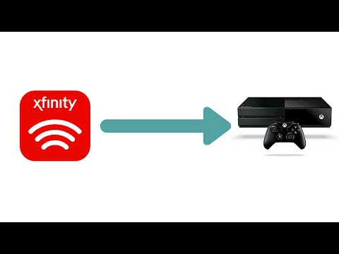 How to connect Xbox One to Xfinity Wifi! (Easy Tutorial)
