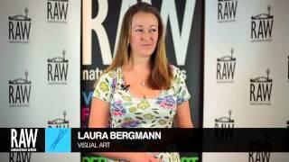 LAURA BERGMANN at RAW: Wollongong presents TRANSLATIONS 27 09 2013