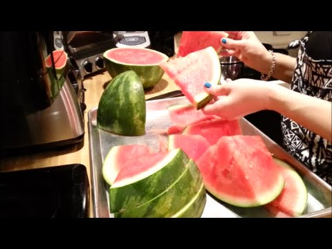 DO NOT cut a watermelon without this trick!