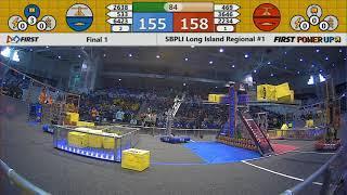 Final 1 - 2018 SBPLI Long Island Regional #1