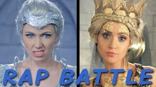 FREYA vs RAVENNA: Princess Rap Battle (Laura Marano, Derek Theler, Whitney Avalon)