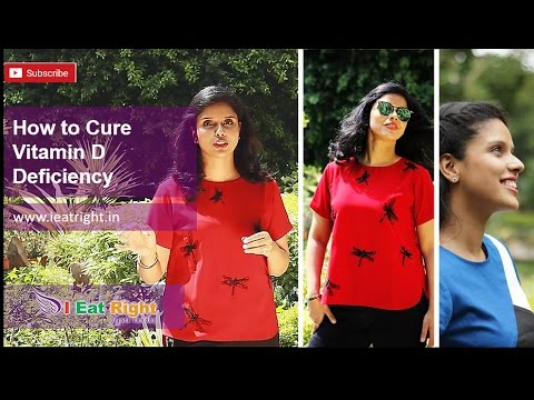 How to Cure Vitamin D Deficiency Naturally |  Symptoms, Causes, Health Risks | Tripti Tandon