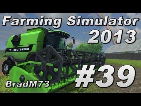 Let's Play Farming Simulator 2013 - Ep 39 - Bittadon Farm Map Mod!