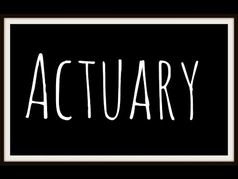 How To Become An Actuary An Overview