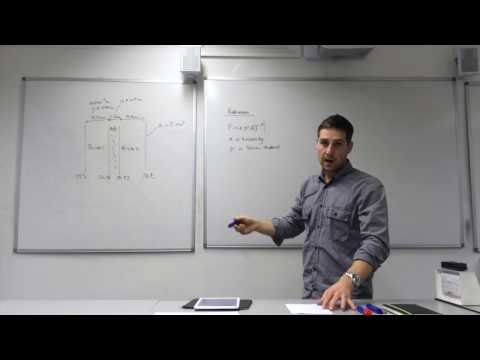14.4 M3 - Thermal Conductivity and Emissivity Calculations
