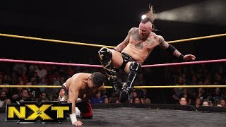 Aleister Black vs. Raul Mendoza: WWE NXT, Oct. 18, 2017