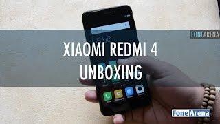 Xiaomi Redmi 4 Unboxing