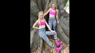 Acro in the Park! - The Rybka Twins