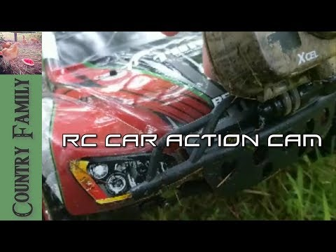 Traxxas Tearing It Up - Awesome RC Car Action