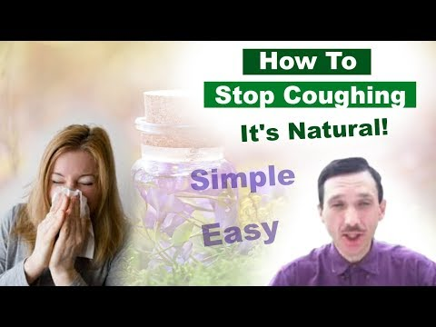 How to Stop Coughing Naturally, Most Natural Cough Relief