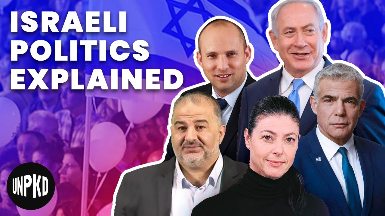 Understanding Israeli Politics: Right, Left, Elections, Netanyahu & Everything in Between | Unpacked