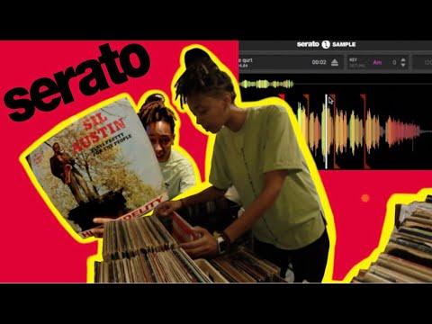 Sampling Vinyl with Serato Sample