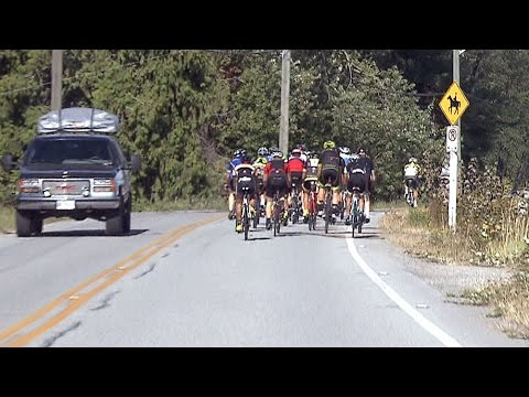 Cyclists behaving badly? Riding group won't share the road