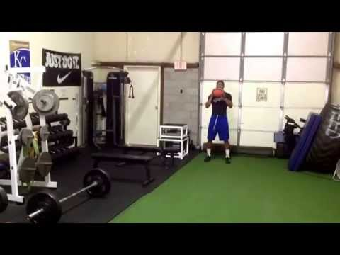 Cannonball Chasers - Broad Jump variation